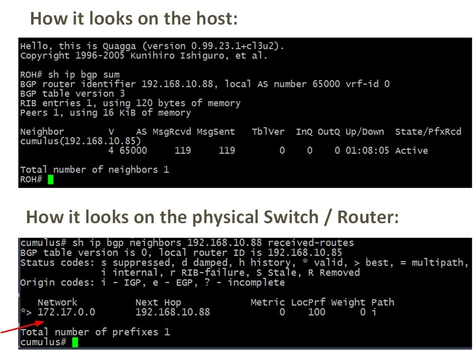 Solving Docker Networking , Let the whole network see the IP